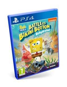 BOB ESPONJA PS4