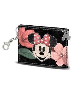 Tarjetero Minnie Bloom Disney