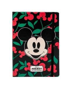 Diario Mickey Cherry Disney