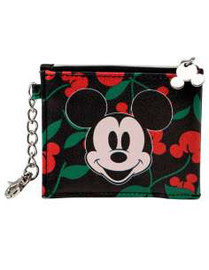 Tarjetero Mickey Cherry Disney