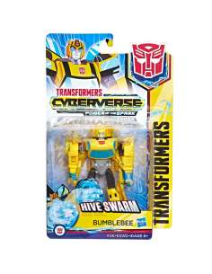 Figura Bumblebee Cyberverse Transformers 13cm