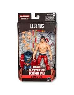 Figura Shang Chi Master of Kung Fu Marvel Legends 15cm