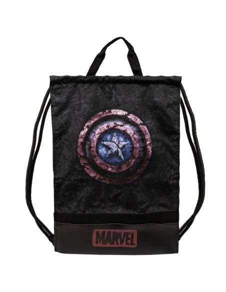Saco Capitan America Marvel 49cm