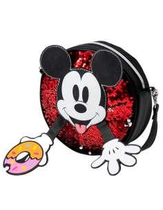 Bolso Donut Mickey Disney lentejuelas