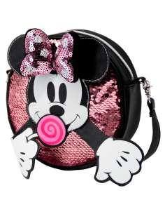 Bolso Lollipop Minnie Disney lentejuelas