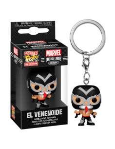 Llavero Pocket POP Marvel Luchadores Venom El Venenoide