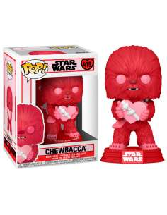 Figura POP Star Wars Valentines Cupid Chewbacca