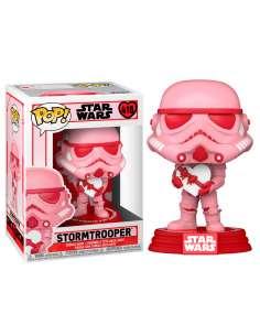 Figura POP Star Wars Valentines Stormtrooper with Heart