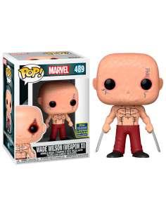 Figura POP Marvel X Men Deadpool Wade Wison Exclusive