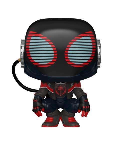 Figura POP Marvel Spiderman Miles Morales 2020 Suit