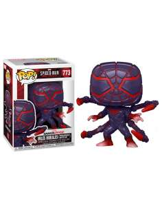 Figura POP Marvel Spiderman Miles Morales Programmable Matter Suit