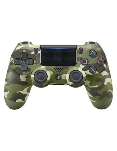 MANDO PS4 DUALSHOCK GREEN CAMO