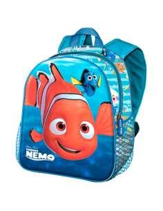 Mochila 3D Buscando a Nemo Disney 31cm
