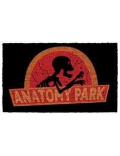 Felpudo Anatomy Park Rick and Morty