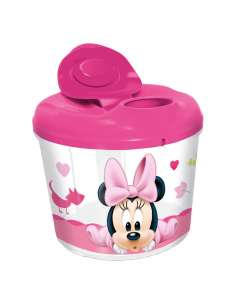 Dispensador leche en polvo Minnie Disney baby