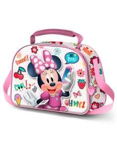 Bolsa portameriendas 3D OhMy Minnie Disney