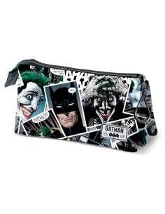 Portatodo Joker DC Comics triple