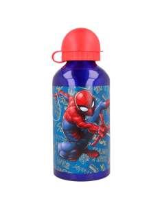 Cantimplora aluminio Graffiti Spiderman Marvel