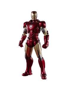 Figura Iron Man Mark 6 Battle of New York Edition Vengadores Avengers Marvel 15cm