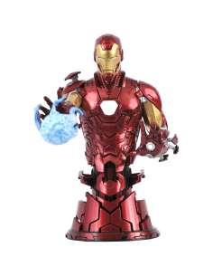 Busto Iron Man Marvel 15cm