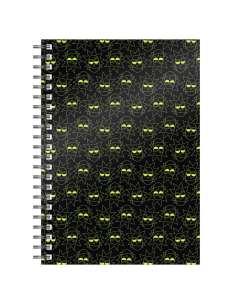 Cuaderno A5 Rick Pattern Rick and Morty