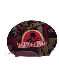 Monedero Anatomy Park Rick and Morty
