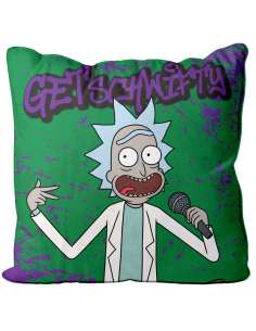 Cojin Get Schwifty Rick and Morty