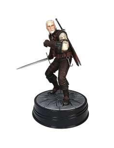 Estatua Geralt de Rivia The Witcher 3 Wild Hunt 20cm