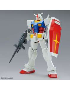 Figura Model Kit RX 78 2 Mobile Suit Gundam