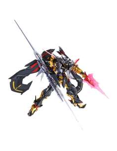 Figura Gundam Astray Gold Frame Amatsu Mina Princess of the Sky Mobile Suit Gundam Seed Astray Metal Build 18cm