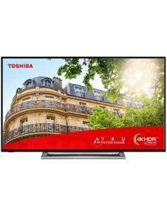 TV TOSHIBA 43UL3B63DG 43UHD 4K SLIM SMART HDMI USB HDR10 PEANA CENTRAL