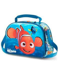 Bolsa portameriendas 3D Buscando a Nemo Disney