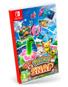 POKEMON SNAP SWITCH