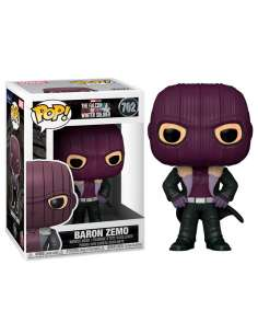 Figura POP Marvel The Falcon and the Winter Soldier Baron Zemo