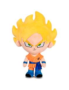 Peluche Goku Super Saiyan Dragon Ball 31cm