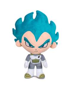 Peluche Vegeta Super Saiyan Blue Dragon Ball 31cm