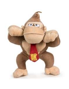 Peluche Donkey Kong Super Mario Bros soft 25cm