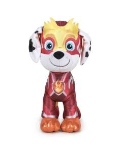 Peluche Marshall Super Paws Patrulla Canina Paw Patrol 37cm