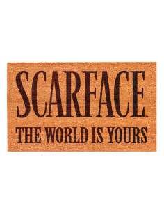 Felpudo Logo Scarface