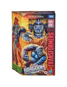 Figura Optimus Primal Kingdom War For Cybertron Transformers