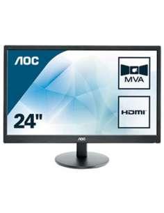 MONITOR AOC M2470SWH 236 1920x1080 5MS HDMI ALTAVOCES NEGRO