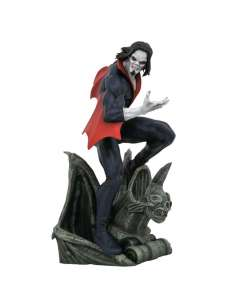 Figura diorama Morbius Marvel Gallery 25cm