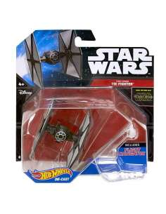 Blister Caza Tie First Order Star Wars Hot Wheels