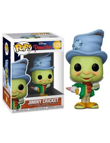Figura POP Disney Pinocho Street Jiminy Cricket