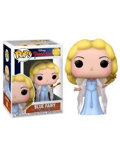 Figura POP Disney Pinocho Blue Fairy