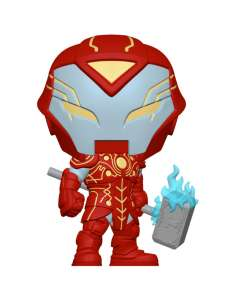 Figura POP Marvel Infinity Warps Iron Hammer