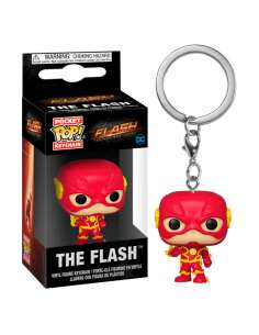 Llavero Pocket POP DC Comics The Flash The Flash