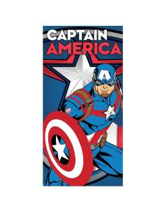 Toalla Capitan America Marvel microfibra