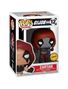 Figura POP GI Joe Zartan Chase