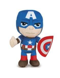 Peluche Capitan America Vengadores Avengers Marvel 30cm